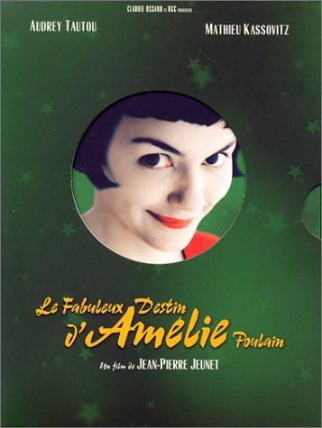 Le Fabuleux destin d'Amélie Poulain affiche